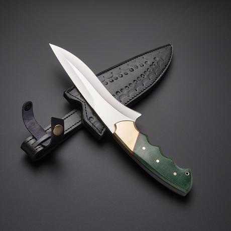 Fixed Blade // RAB-0257