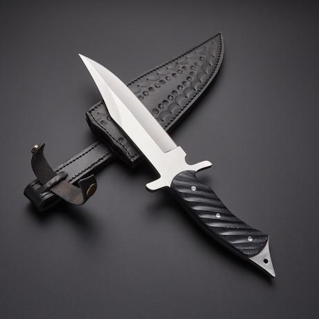 Fixed Blade Knife // RAB-0313