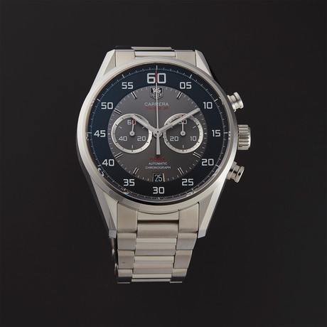 Tag Heuer Carrera Flyback Chronograph Automatic // CAR2B10.BA0799 // Store Display