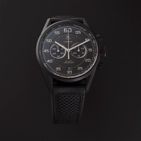 Tag Heuer Carrera Chronograph Automatic // CAR2B80.FC6325 // Store Display