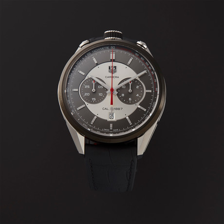 Tag Heuer Carrera Jack Heuer Edition Chronograph Automatic // CAR2C11.FC6327 // Store Display