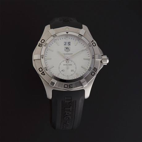 Tag Heuer Aquaracer Quartz // WAF1015.FT8010 // Store Display