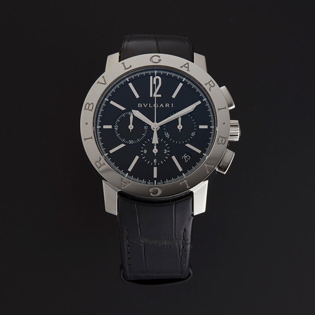 Bvlgari Chronograph Automatic // BB41BSLD-102043 // Store Display