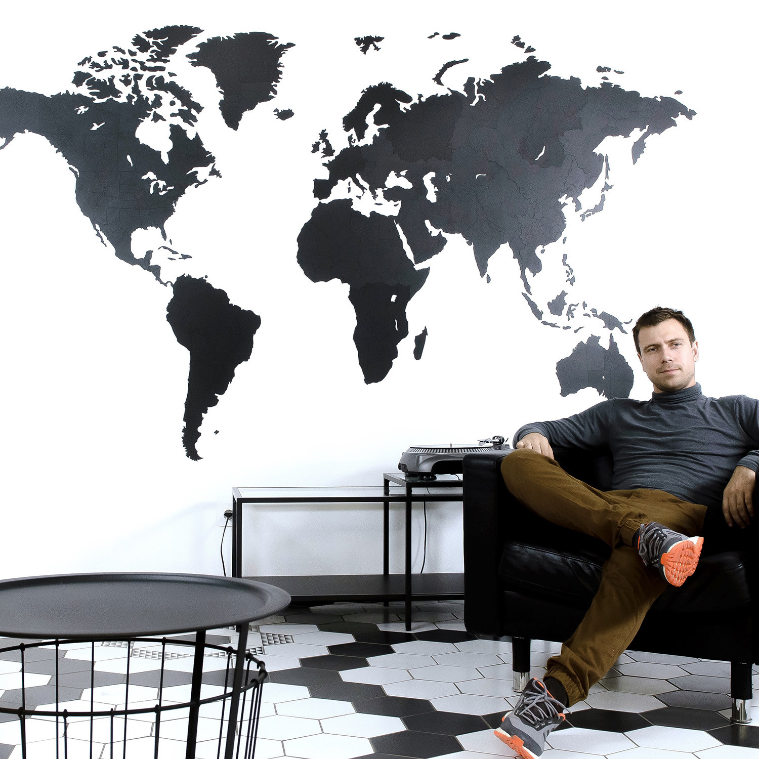 Homizmo Luxury Wooden Wall Map Decoration Giant // Black ... on giant world map mural, giant wall compass, giant detailed world map, wall size world map, ikea wall world map, giant laminated world maps, giant wall numbers, modern wall world map, wall sticker world map,