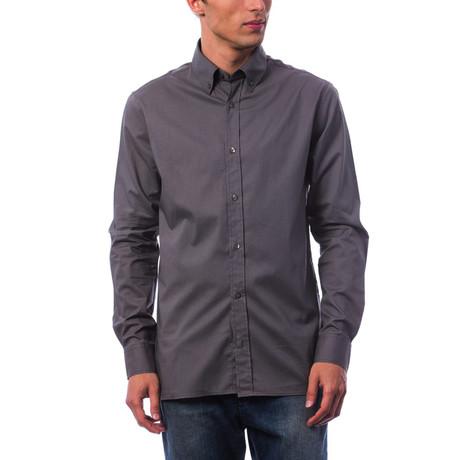 Calbi Dress Shirt // Lead