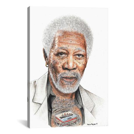 """OG Freeman (12""""W x 18""""H x 0.75""""D)"""