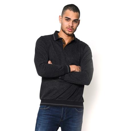 1016 Sweatshirt // Black (XL)
