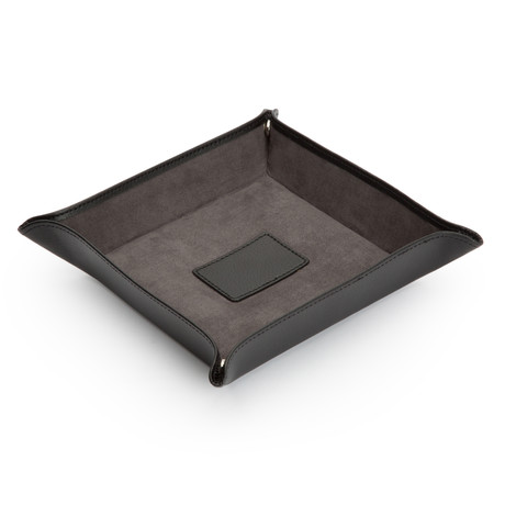 Blake Coin Tray (Black + Grey)