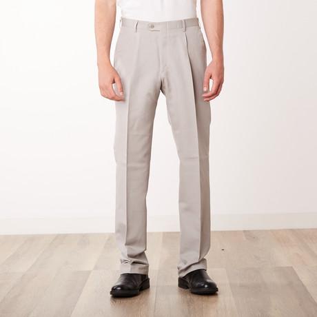 Classic Regular Trouser // Granite (Euro: 46)
