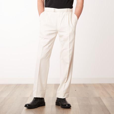 Classic Comfort Trouser // Corn Silk (Euro: 46)