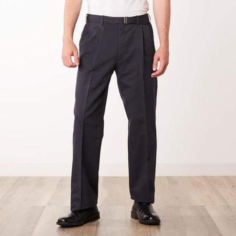 Classic Comfort Trouser // Blue (Euro: 46)