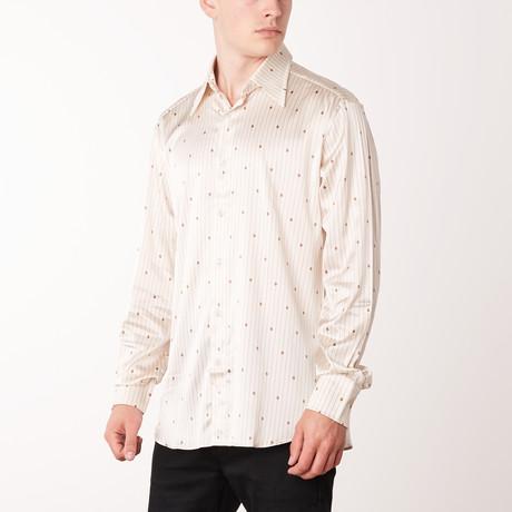 Conrad Long-Sleeve Regular Fit Shirt // White (XS)