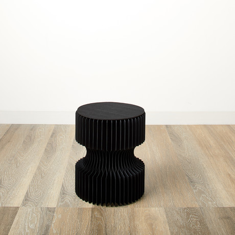 Accordion Seat // Black