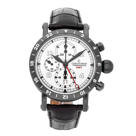 Chronoswiss Timemaster Chronograph Automatic // CH-7535-GST-SI1 // New
