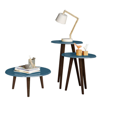 Linden End Tables