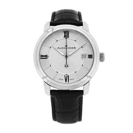 Alexander Watch Macedon Quartz // A111-02
