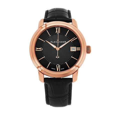 Alexander Watch Macedon Quartz // A111-05