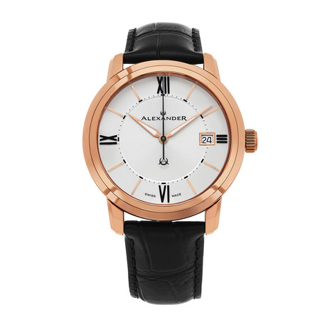 Alexander Watch Macedon Quartz // A111-06