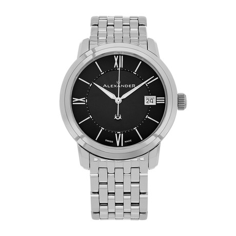 Alexander Watch Macedon Quartz // A111B-03