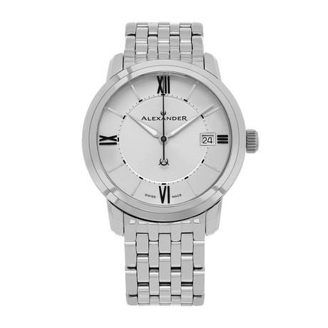 Alexander Watch Macedon Quartz // A111B-04