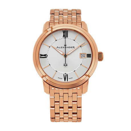 Alexander Watch Macedon Quartz // A111B-08