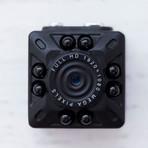 Security Mini Camera // Black