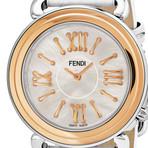Fendi Quartz // F8012345H0/SET1