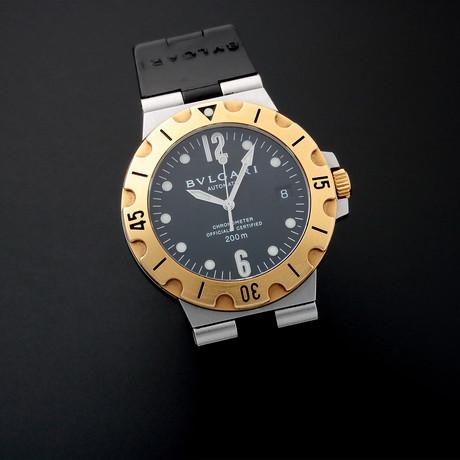 Bvlgari Scuba Date Automatic // G38 // Pre-Owned