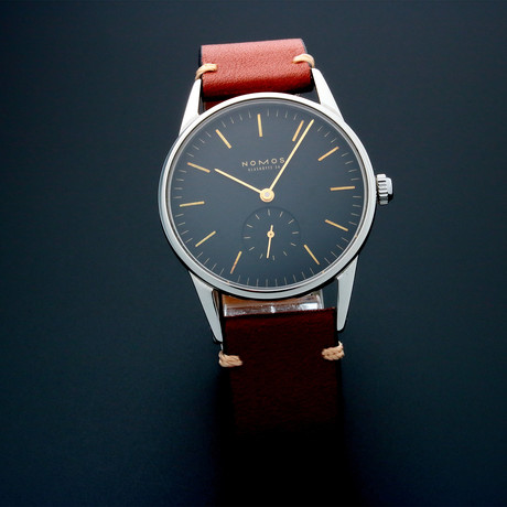 Nomos Manual Wind // Pre-Owned