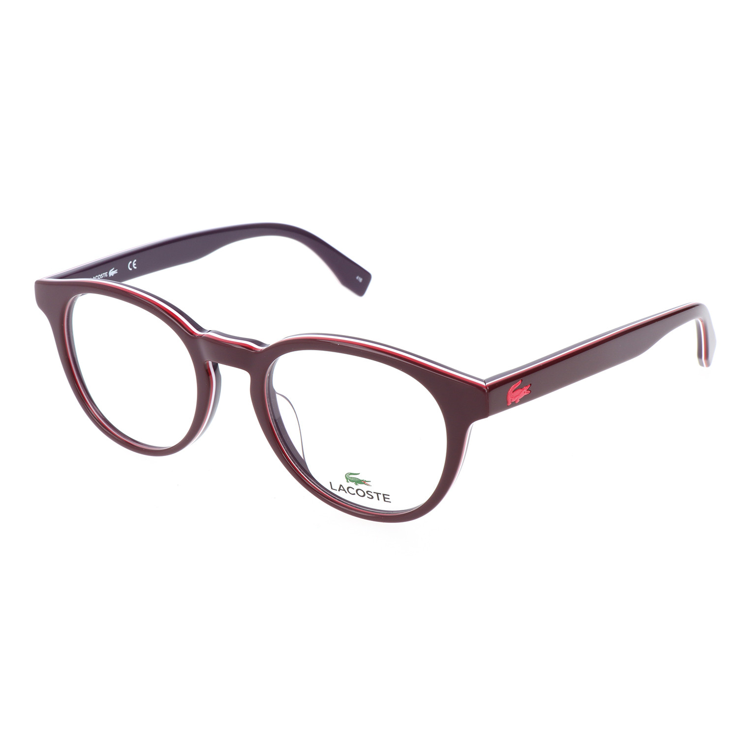 Martin Frames // Red - Lacoste - Touch of Modern