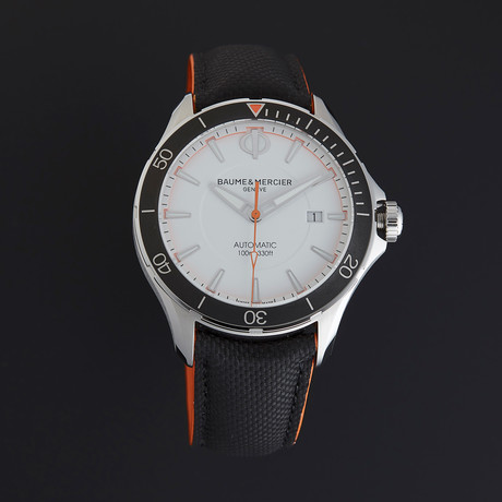 Baume & Mercier Clifton Club Automatic // MOA10337 42MM // Store Display