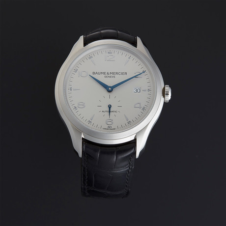 Baume & Mercier Clifton Automatic // MOA10052 41MM // Store Display