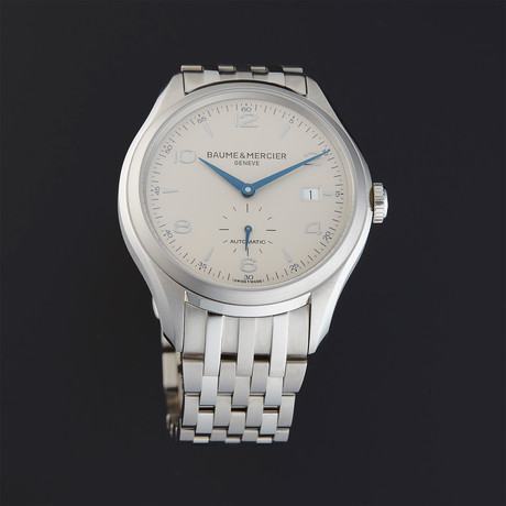 Baume & Mercier Clifton Automatic // MOA10099 41MM // Store Display
