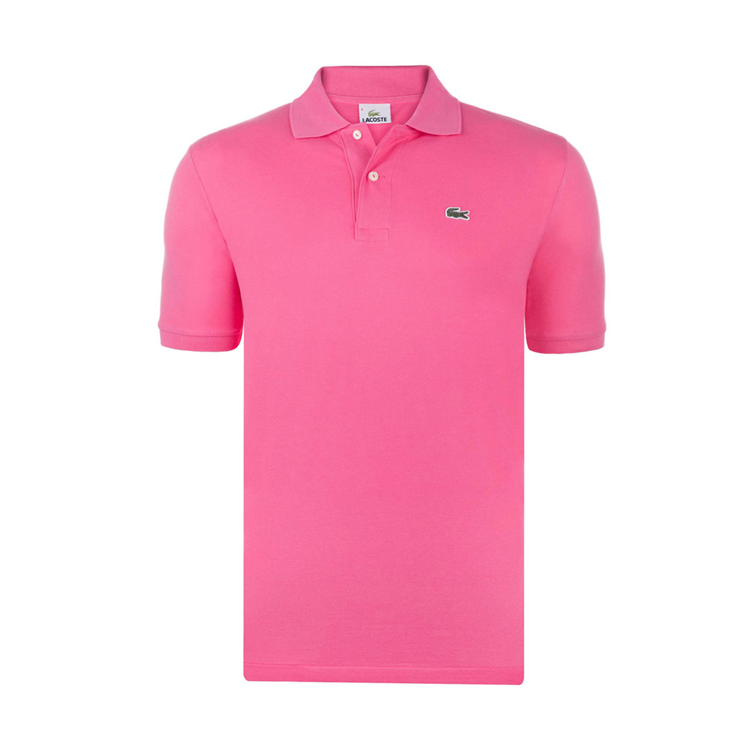 polo shirt pink s lacoste touch of modern. Black Bedroom Furniture Sets. Home Design Ideas