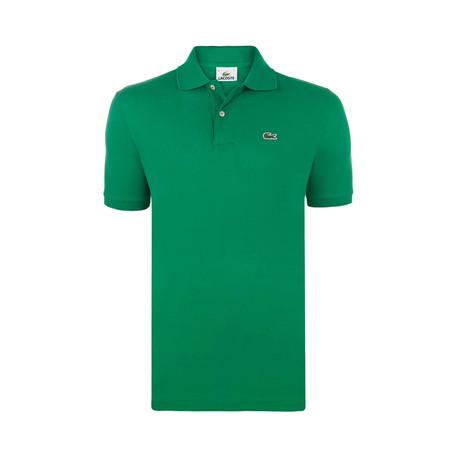 Polo Shirt // Green