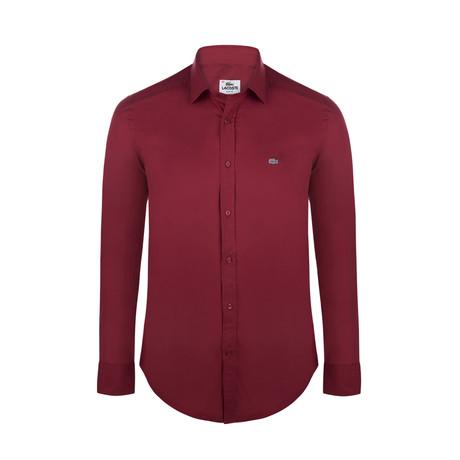 Classic Shirt // Red (Euro: 38)