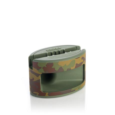 Camouflage Sound Stand // Wireless Speaker + Stand