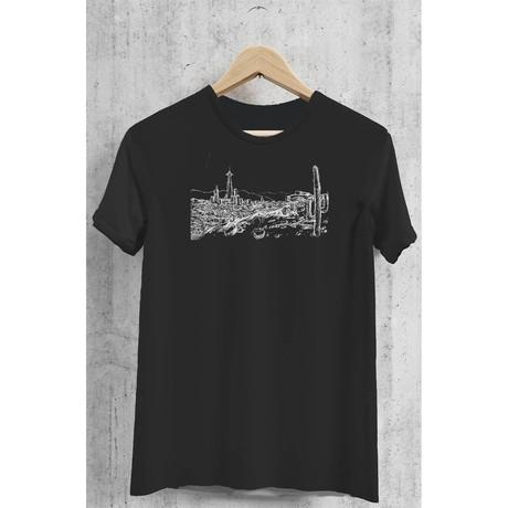 City Tee // Black