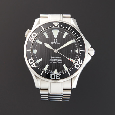 Omega Seamaster Automatic // 2252.50.00 // Pre-Owned