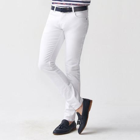Pant // White (30WX34L)