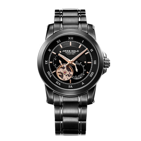 Aries Gold Forza 9001 Automatic // G 9001 BK BK