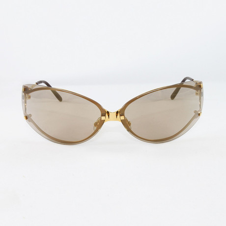 Women's Pasha2 Sunglasses // Gold