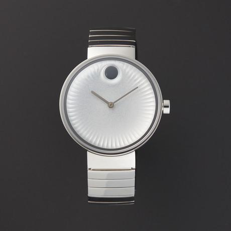 Movado Quartz // 3680012 // Store Display