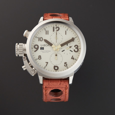 U-Boat Chronograph Automatic // 7117 45 CAS BE/13 // Store Display