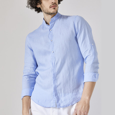Guerro Shirt // Light Blue