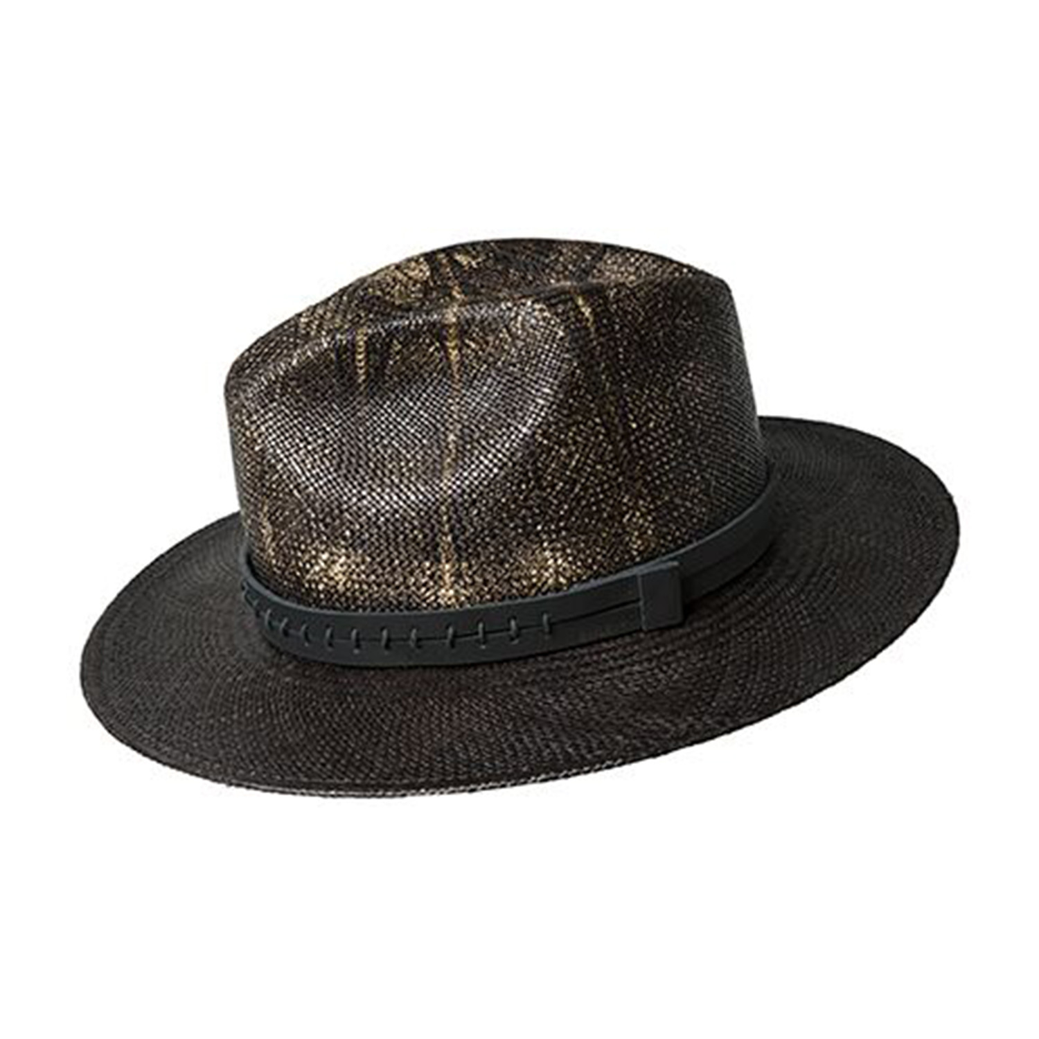 Dune // Distressed Black (2XL) - Bailey Hats - Touch of Modern