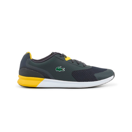 LTR // Dark Grey + Yellow (Euro: 39.5)