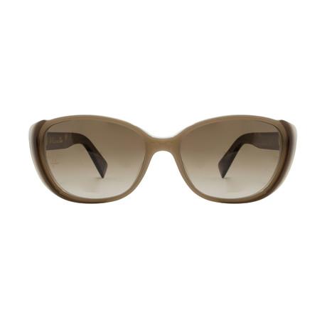 Christian Dior Women's Cat-Eye Sunglasses // Brown