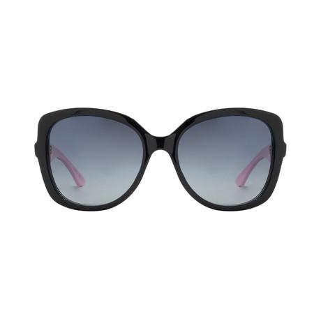 Christian Dior Women's Envol 2 Sunglasses // Black + Pink