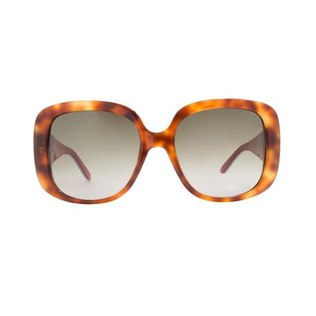 Dior // Women's LadyLady1 Sunglasses // Havana